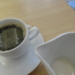 塩カフェ - ホットコーヒー