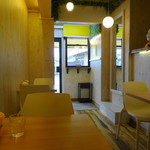 塩カフェ - 店内