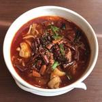 中華料理 パンダ - 料理写真:四川麻辣麺激辛です。