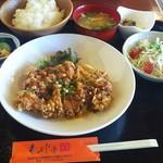 もみじ亭 - 料理写真:日替りランチ800円☀️