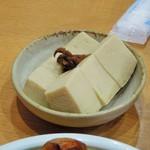 十三屋 - 高野豆腐