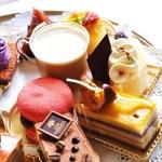 マロード - たくさんのケーキ