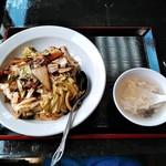 竹園 - 回鍋丼