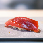 鮨 猪股 - 赤身