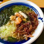 レストラン汐菜 - 浜磯ラーメン