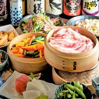 【宴会】季節のお料理♪お得な飲み放題付きコース2980円~