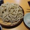 Sobaichijin - 料理写真:生粉打ちせいろ