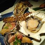 yaki yaki dining Satomi  - Yaki Yakiセットシーフード