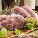 Bistro MARUTA - 仕入れるのお肉は国産のものばかり