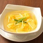 逸品飲茶縁茗 - 白湯 スープワンタン