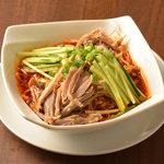 逸品飲茶縁茗 - 四川汁なしタンタン麺