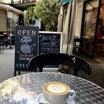 フレスコ コーヒー ロースターズ - 素敵なロケーション
