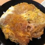 蕎麦 吉村 - ヒレカツ丼