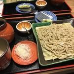 蕎麦 AKEBONOYA - 常陸秋蕎麦100パーセントの十割そば