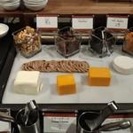 ラ・メール ザ クラシック - チーズコーナー