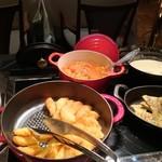 ラ・メール ザ クラシック - 温かいお料理
