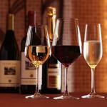 今月のグラスワイン