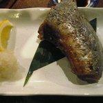 大阪海鮮居酒屋 わけあり水産 難波市場 - まぐろのカマ焼き
