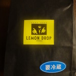 レモンドロップ - 紙袋
