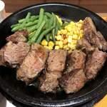 いきなりステーキ - 美味しく焼けました‼︎