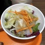 いきなりステーキ - ランチ サラダ付き