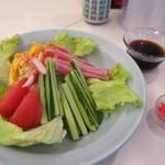 おおむら亭 - 料理写真:冷麺♡