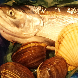 今日は何がある?産地直送の新鮮な魚介をお届けします!
