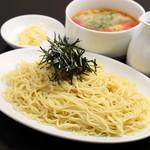 細つけ麺 普通盛り(200g)