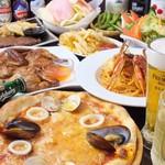 新宿 シュラスコ&チーズダイニング 肉バル ONE -