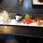 海鮮亭 - 八寸五種盛