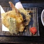 海鮮亭 - 揚げ物