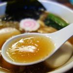 86295304 - スープは、鰹が香る深い深い味です。