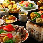 旬菜旬肴 きらり - 料理写真:H30年5.6月コース写真