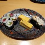 寿司栄 華やぎ - 昼其の一 4,000円