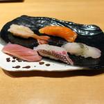 寿司栄 華やぎ - 昼其の二 6,000円