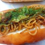 藤ノ木 - 料理写真:B級グルメやっぱり焼きそばパン