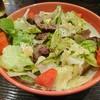 喰ま呑み - 料理写真:和牛ステーキサラダ