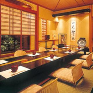 【完全個室12室完備】大人数に対応した接待・結納・法事に最適