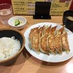 86299080 - 石松餃子定食(10個)