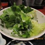 旬彩和酒 撰 - 「サラダ」
