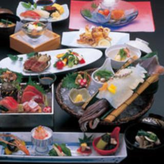 【産地直送】全国市場・漁場より新鮮な旬の食材を直接仕入