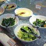 菜の香 - 料理写真:種類豊富な野菜料理