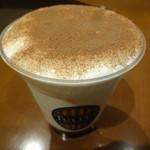 タリーズコーヒー - アイスティラミスカプチーノ