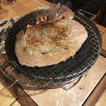 三馬力+1/2 - 料理写真:3馬力ステーキ