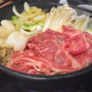 新名古屋名物!!『味噌すき焼き』