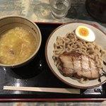 麺屋こうじ - 角ふじづけ麺 ¥750-