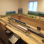 森のマミー - 鉄道模型