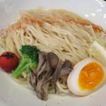 ガガナラーメン 極 - 濃厚カレーつけ麺