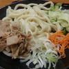 とがわ - 料理写真:肉つけうどん(うどんUP)2018.5.16