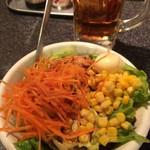 かしら屋 - ツナとコーンのサラダ